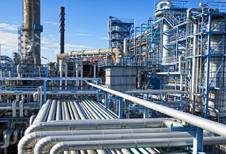 Erdgas-/ Chemie- anlagen